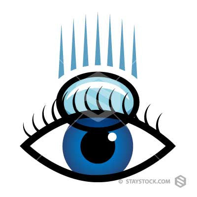 Contact Lens Symbolic