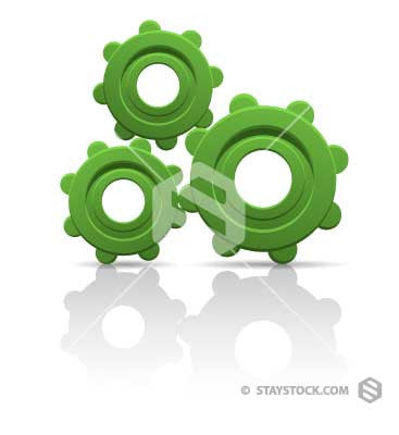 Green Cogs
