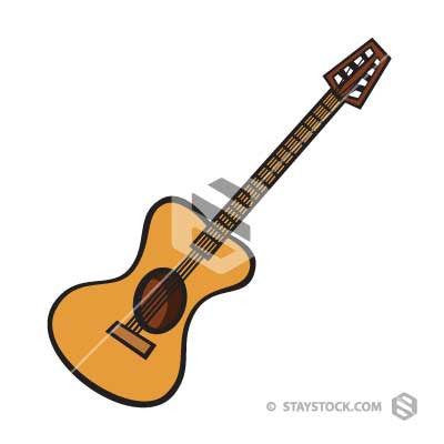 Nylon Accoustic Guitar
