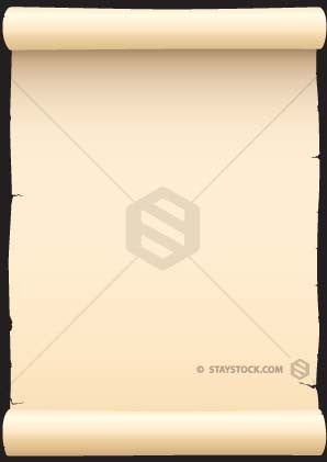 parchment scroll staystock