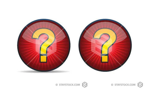 Question Mark Icon Burst