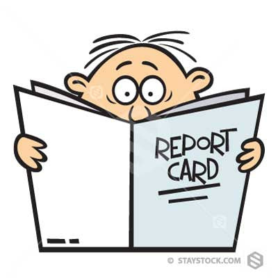 Reading Report Card
