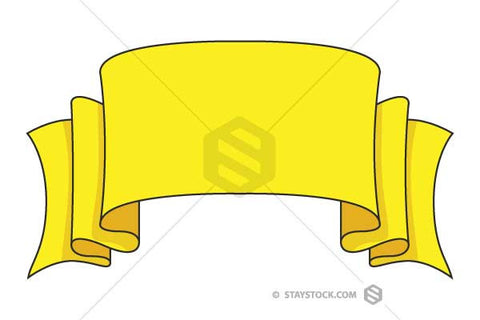 Thick Yellow Flag