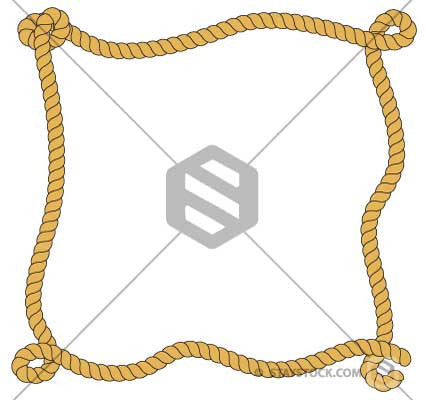 Twisted Rope Border