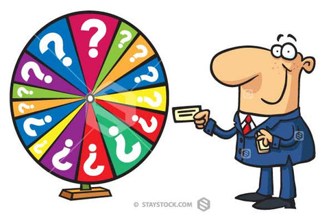 Wheel Of Questions
