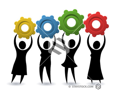 Working Women Cogs