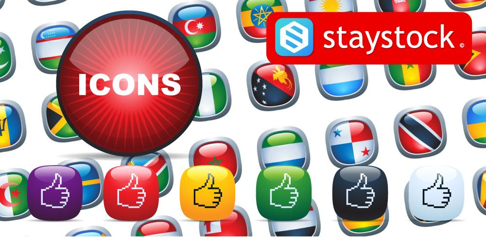 Staystock royalty free images 'icons'