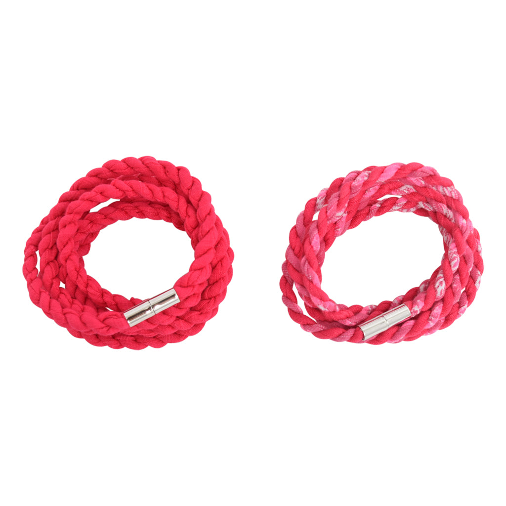 Happy Hibiscus Threads, 2-pack