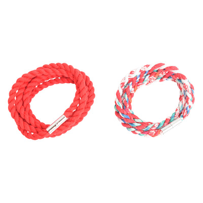 Scarlet Swirl Threads, 2-pack