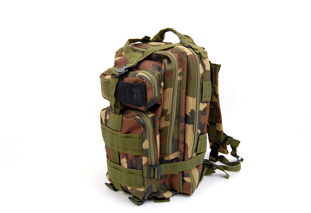 BRAVO - TACTICAL BACKPACK