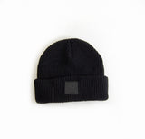 BEANIE - SHADOW BLACK