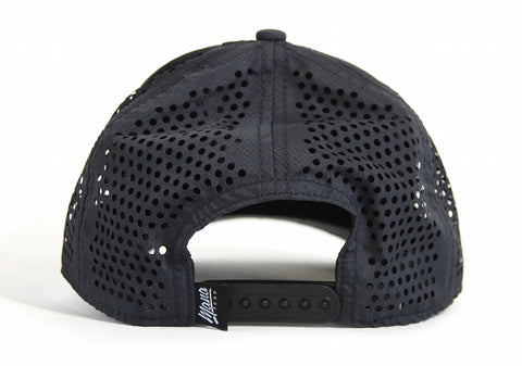 PERFORMANCE SNAPBACK - INCOGNITO (NAVY BLUE)