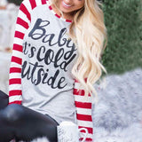 "NEW ARRIVAL!! ⭐ ""Baby It's Cold Outside"" ⭐ Grab Yours Now!"