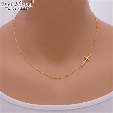 Prayer Christ Cross Necklace - New Arrival!