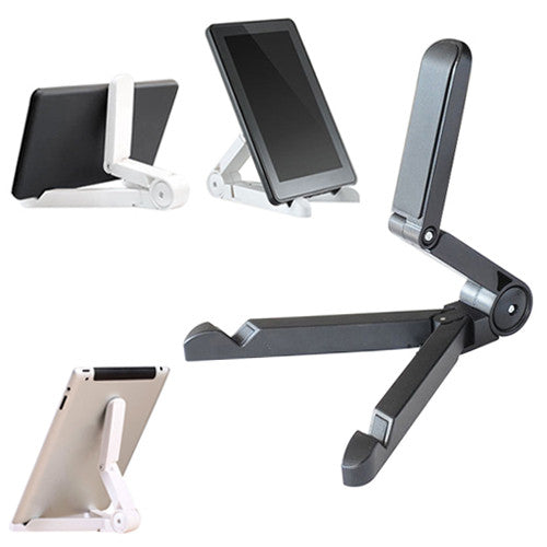 Foldable Adjustable Tablet Holder Stand Bracket Holder