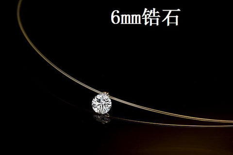 🎉 HALF PRICE+Free Shipping 🎉 Dazzling Zircon Necklace  Pendant