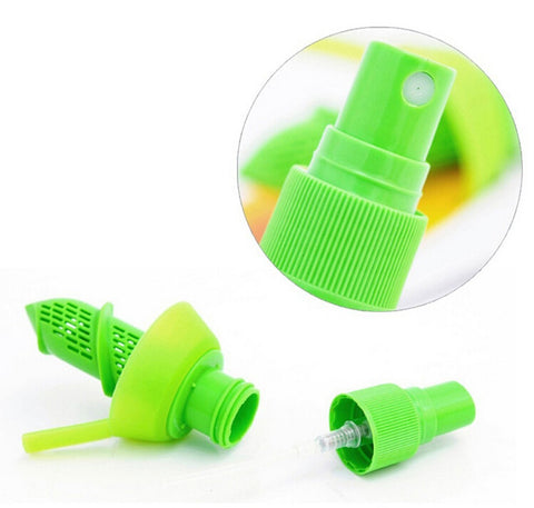 Kitchen Cooking Tools Gadgets Lemon Sprayer Fruit Juice Citrus Spray - FREE SHIPPING