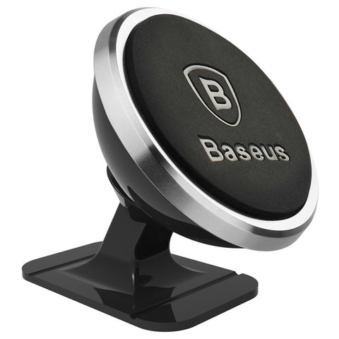Baseus Universal Car Phone Holder 360 Degree GPS Magnetic Mobile Phone Holder