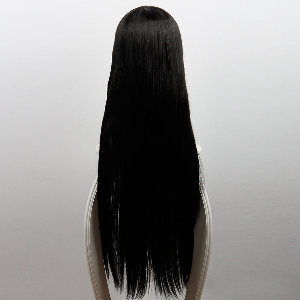New Danganronpa V3: Killing Harmony Kokichi Oma Black And Purple Ombre Anime Cosplay Wigs 325I