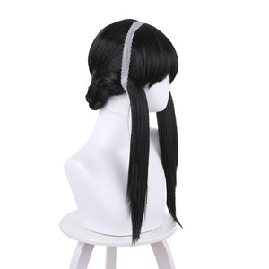 Rulercosplay My Hero Academia Himiko Toga Yellow Short Cosplay Wigs, 13.78''