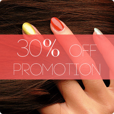 30% OFF Promotion