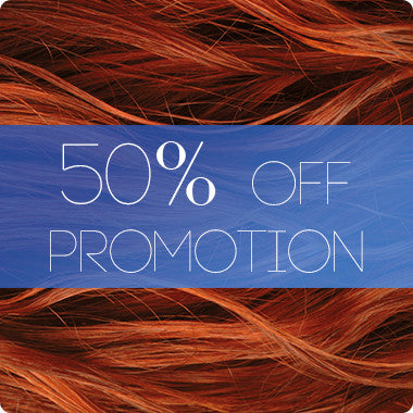 50% OFF Promotion
