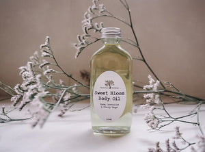 Sweet Bloom Body Oil 100ml