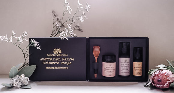 Australian Native Skincare Pack