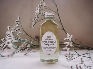 Free Spirit Body Oil 100ml
