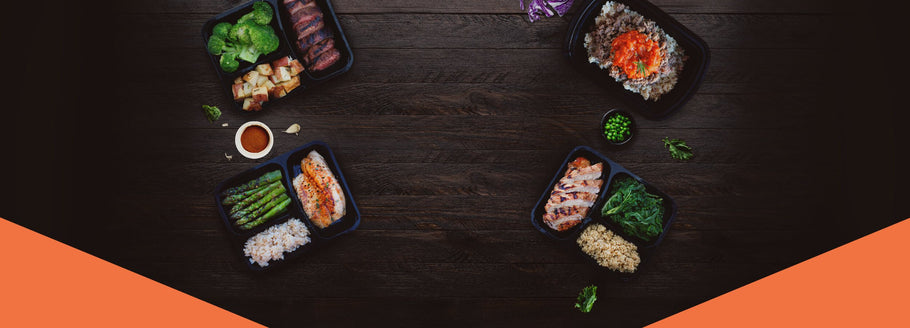 Meal Prep Containers - Free Shipping Australia Wide!