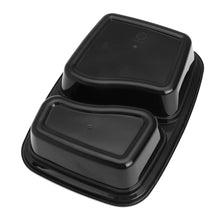 Base of Two Compartment Meal Prep Food Storage Containers - Jugglebox