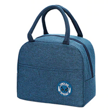 Classical Thermal Lunch Bag for Single or Two Compartment Containers - Jugglebox