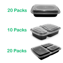 50x The MEGA ultimate meal prep container mixed pack V2 - Jugglebox