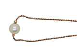 Adjustable Pearl Anklet
