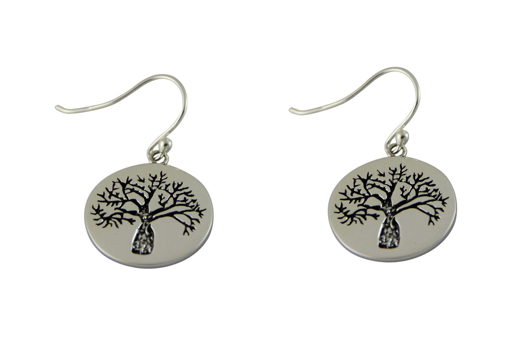 Boab Earrings    Boab Tree Earrings