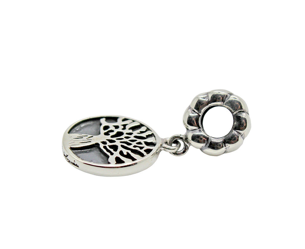 Boab Tree Charm 2 sided