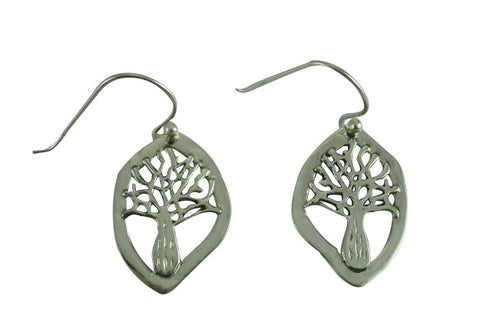 Boab Nut Tree Earrings