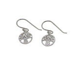 Boab Tree Earrings Small