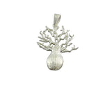 Boab Tree Pendant - Medium