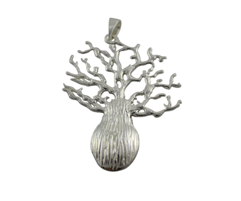 Boab Tree Pendant - Large