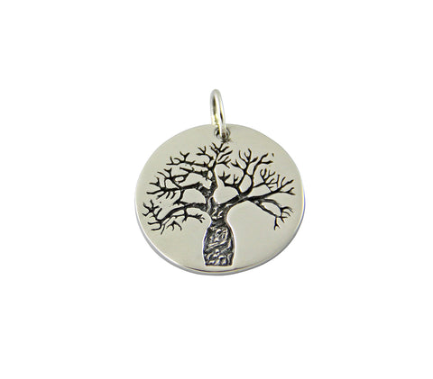 Boab Tree Pendant  Boab Pendant Boab Trees  Tree of Life  Boab Tree