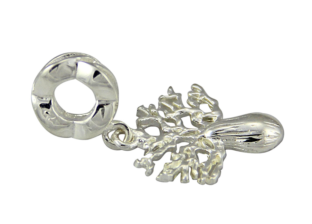 Boab Charm Silver - to fit Pandora