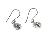 Boab Tree Earrings Small Etched