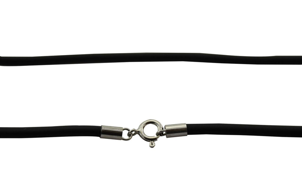 Black Neoprene Choker 3mm