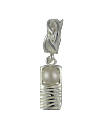 Staircase to the Moon Charm Silver - to fit Pandora