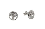 Boab Tree Earrings or Studs 10mm