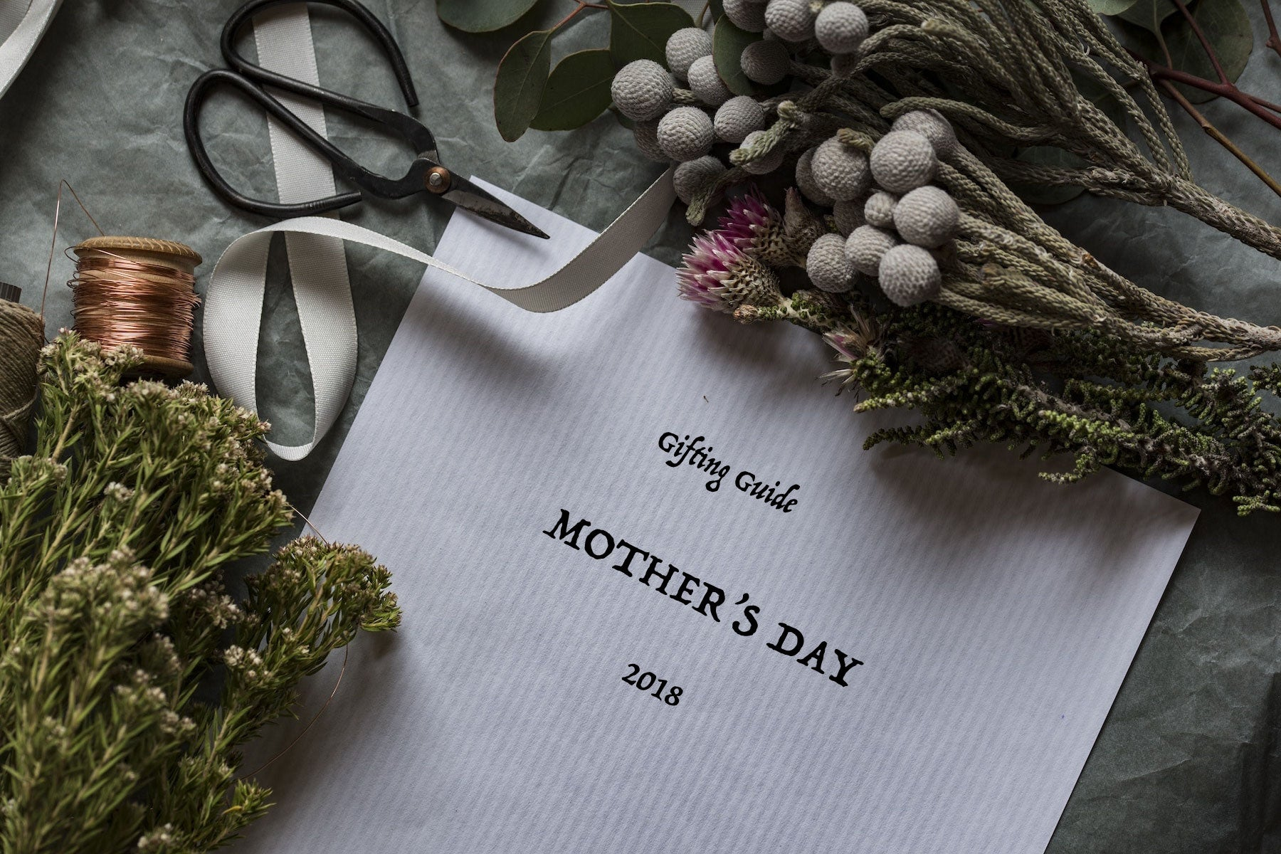 Home Artisan Mother's Day 2018 Gift Guide