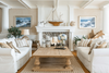 Get Beachy! 3 Ways to Infuse the Coastal Look in your Living Room