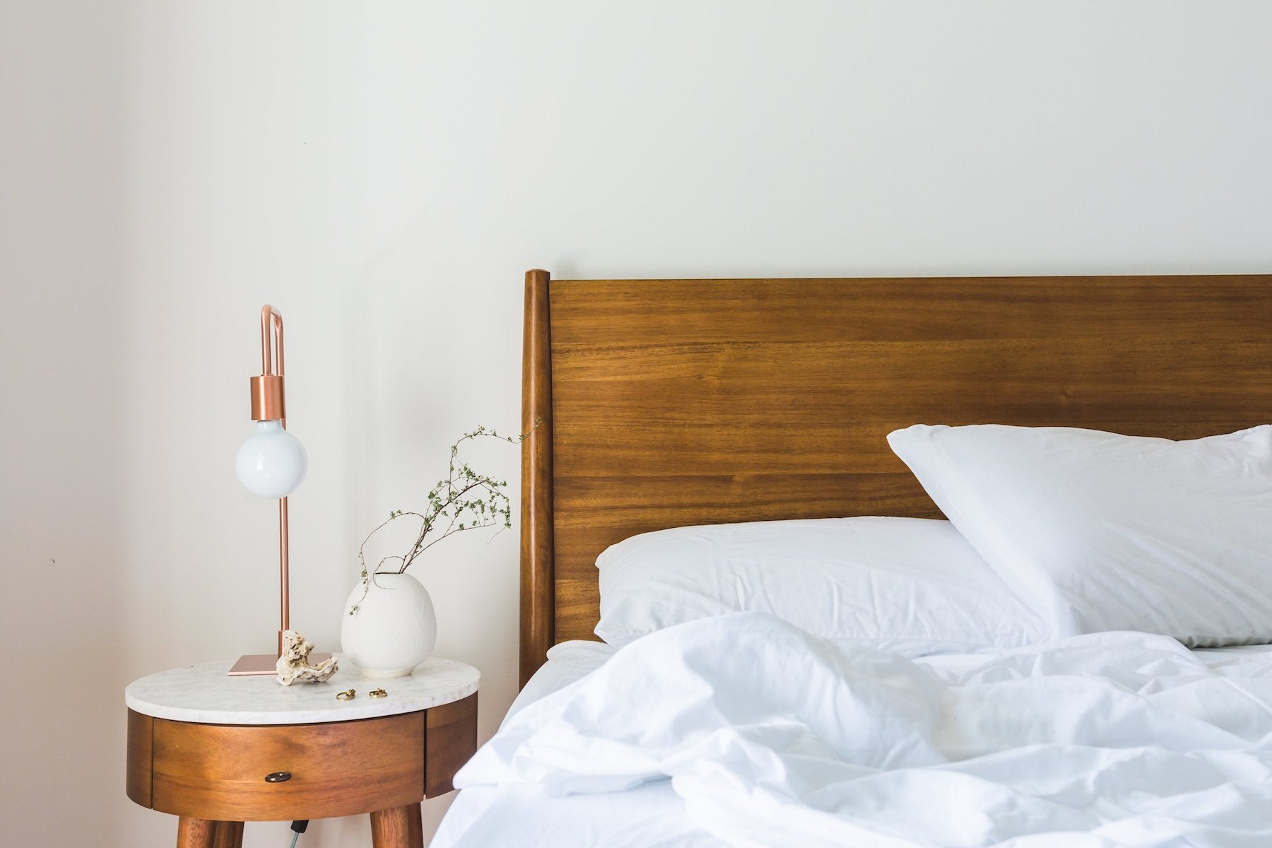Five Bedroom Essentials for a Sound Sleep