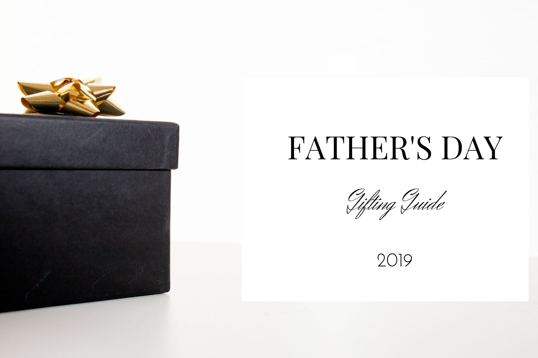 Home Artisan Father's Day Gifting Guide 2019